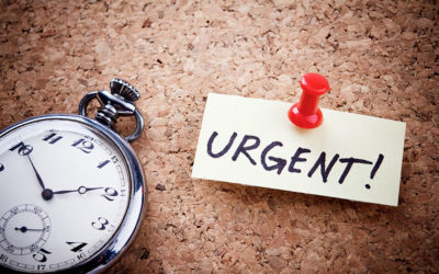 Is Your Cause Both Urgent and Important?